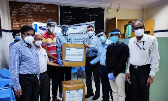 Donate for COVID-19 Relief